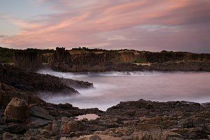Kiama Beach Sunset