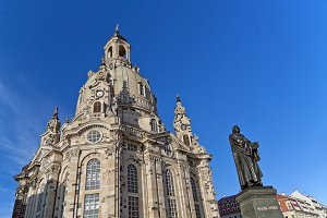 Dresden, Church of our Lady