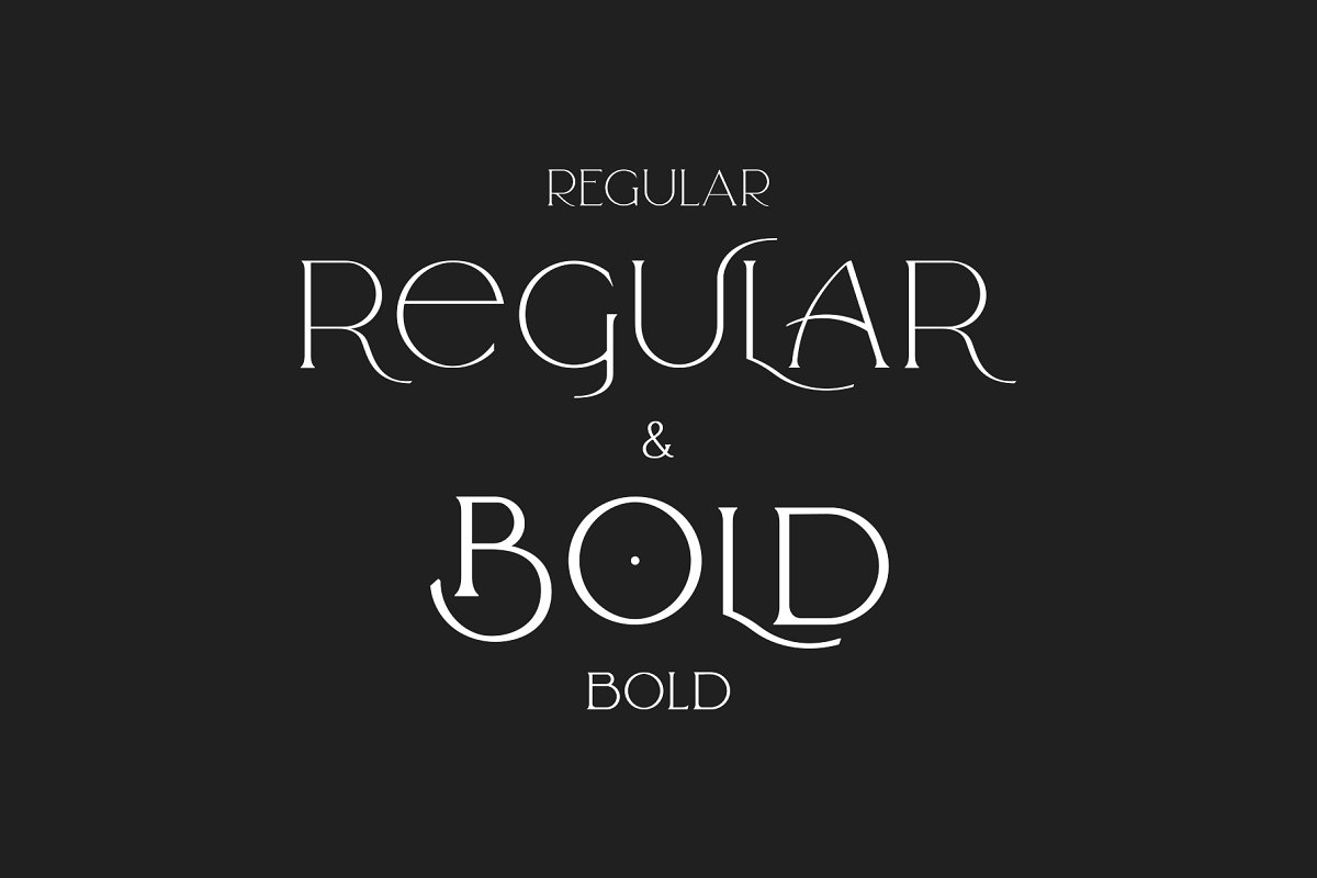 Arrogant Font in Serif Fonts - product preview 20