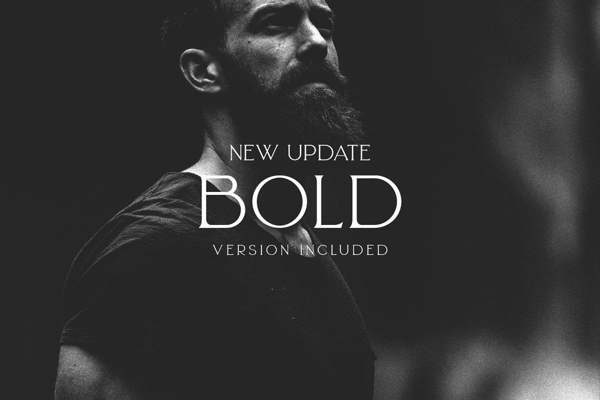 Arrogant Font in Serif Fonts - product preview 5