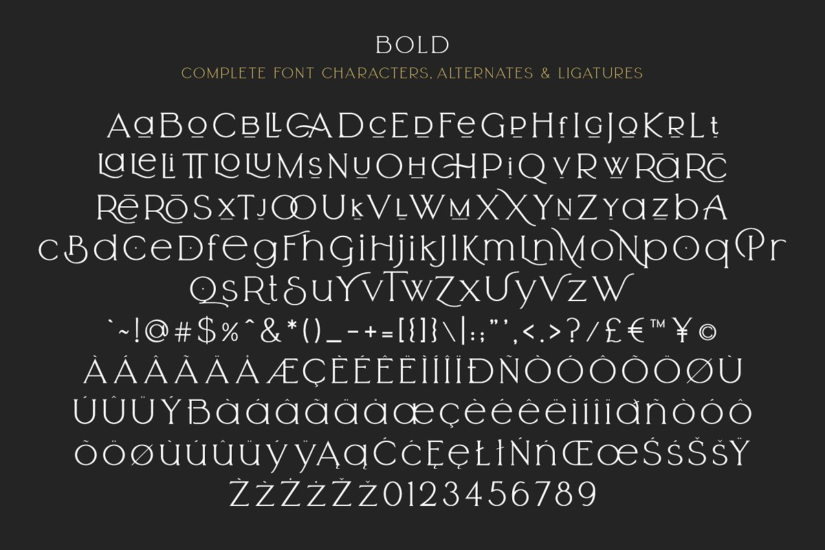 Arrogant Font in Serif Fonts