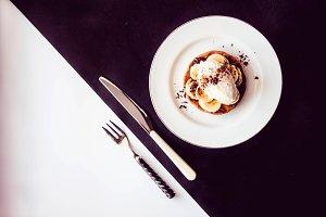 Chocolate Banoffee Pie