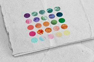 27 Aquarelle and Pencil Textures
