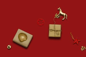 Holiday Collection, gift boxes