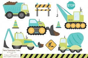 Land & Sea Construction Trucks