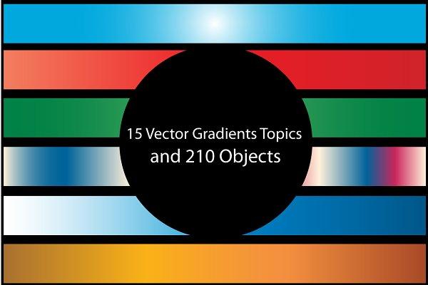 Gradients: VL Shop - Vector Gradients