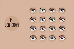 Eye collection