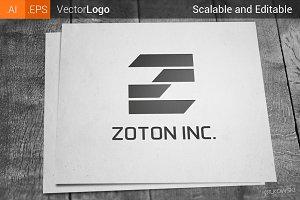 Letter Z Company Logo
