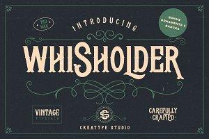 Whisholder Vintage & Ornaments