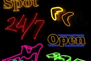 Neon Sign Pack