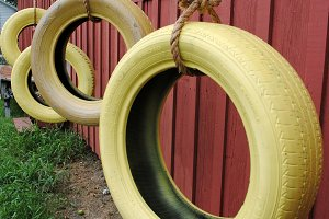 Yellow Tires