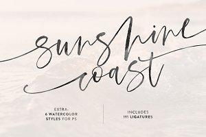 Sunshine Coast + Extras