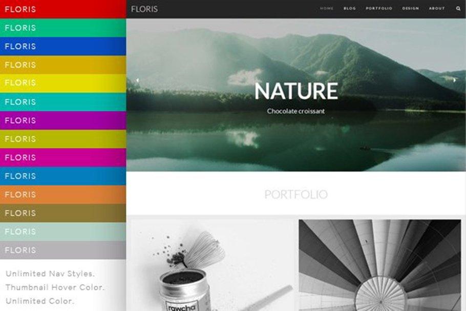 Floris - Black & White Photography