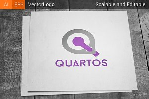 Letter Q Company Logo