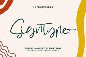 Signtype - Modern Handwritten