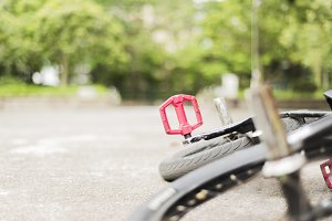 Freestyle Bike on the Floor.jpg
