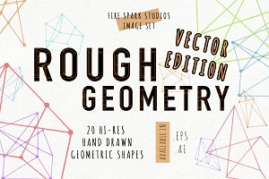VECTOR Rough Geometry Images