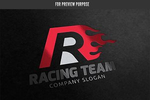 Racing Team Logo