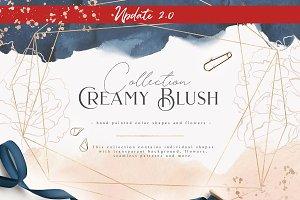 Creamy Blush Collection