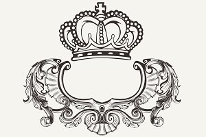 Crown Crest Composition