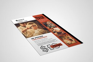 4 Barber Shop Flyer Templates