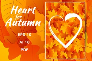 Heart For Autumn