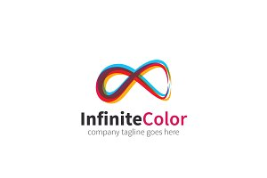 Infinite Color Logo