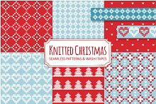 The Knitted Christmas collection