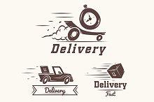 Logo delivery service