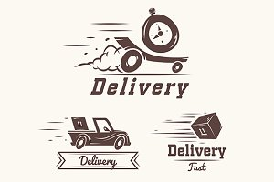 Logo delivery service