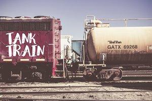 Tank Train
