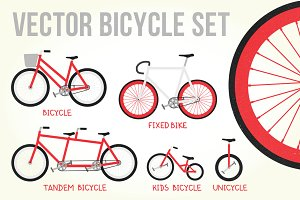 Ride your bicycle!