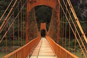 Rusty Bridge