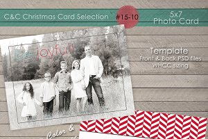 Christmas Photo Card Collection15-10
