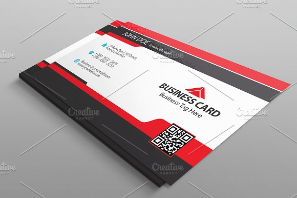 Corporate Business Card v1.1 - Business Cards