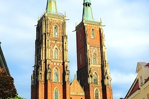 The Cathedral. Wroclaw, Poland