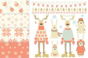 Christmas Cute Set