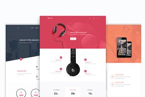xSale - Product Marketing UI Pack