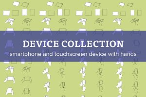 Bundle - Hands & devices collection
