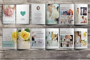 Wedding Photography Brochure/Booklet