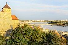 Skyline of Bratislava, Slovakia