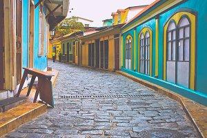 Calle de Colores