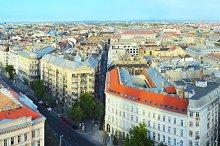 Panorama  of Budapest., Hungury