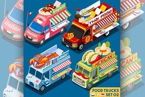 Food Truck Set 02