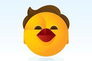 Kiss Emoticon