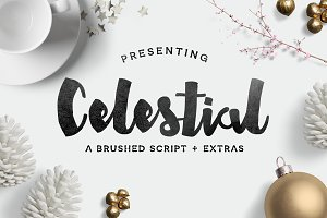 Celestial Script + Extras