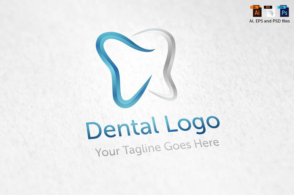 dental logo logo templates creative market