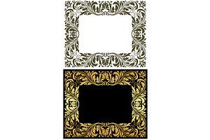 Retro frames