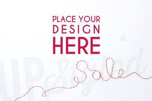 A135 Styled Photo Sale Mock Up