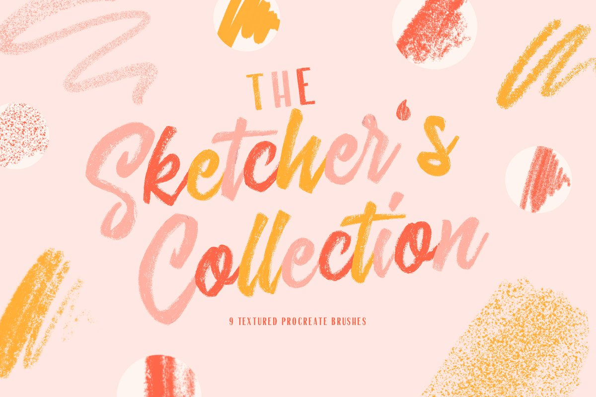 Sketcher's Collection for Procreate